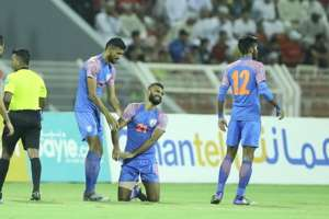 FIFA Rankings: India drop two places to be ranked 108