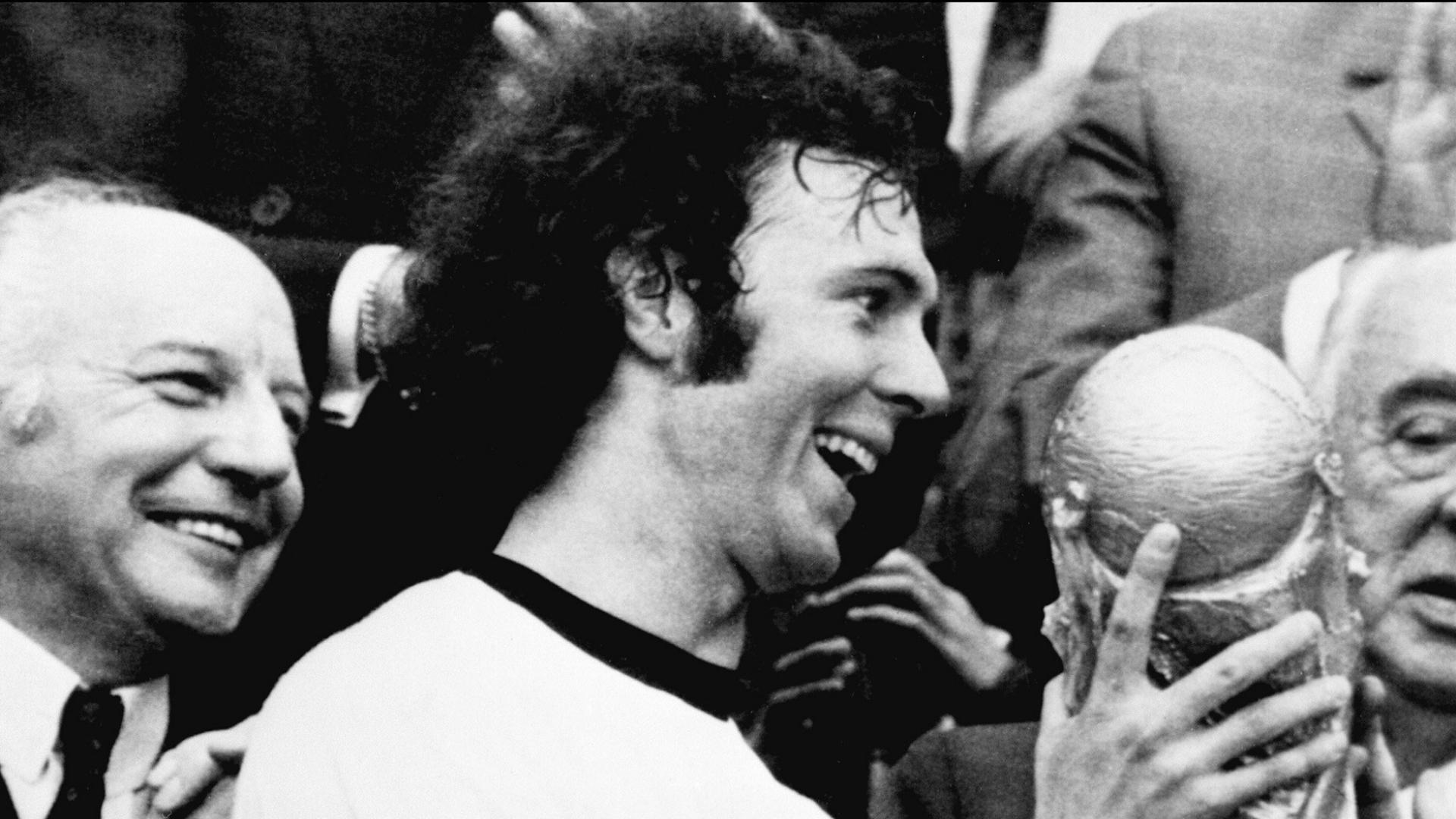 Franz Beckenbauer West Germany