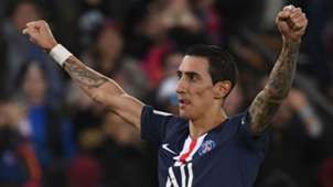 Angel Di Maria PSG Lille OSC Ligue 1 22112019