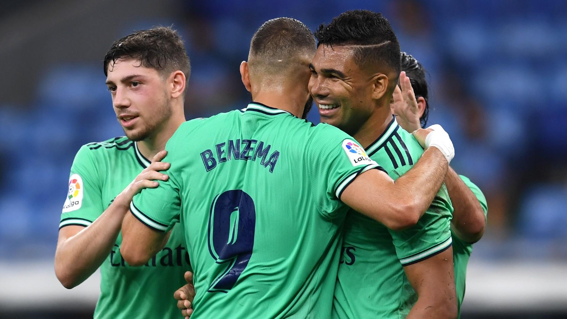Espanyol - Real Madrid (0-1), Benzema inspire encore le Real