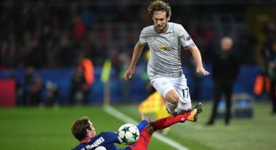 Dalay Blind Manchester United  CSKA Moscow