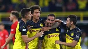 Paco Alcacer Supercup 2019 BVB Borussia Dortmund FC Bayern München