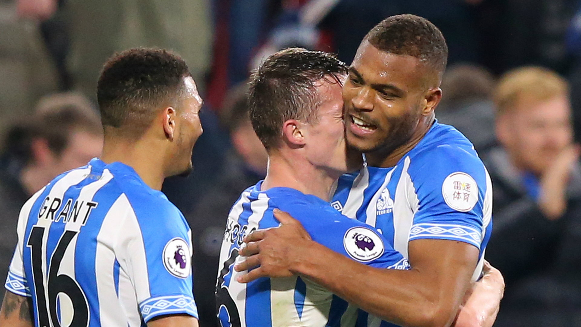 Mounie sends touching message as he leaves Huddersfield for Brest