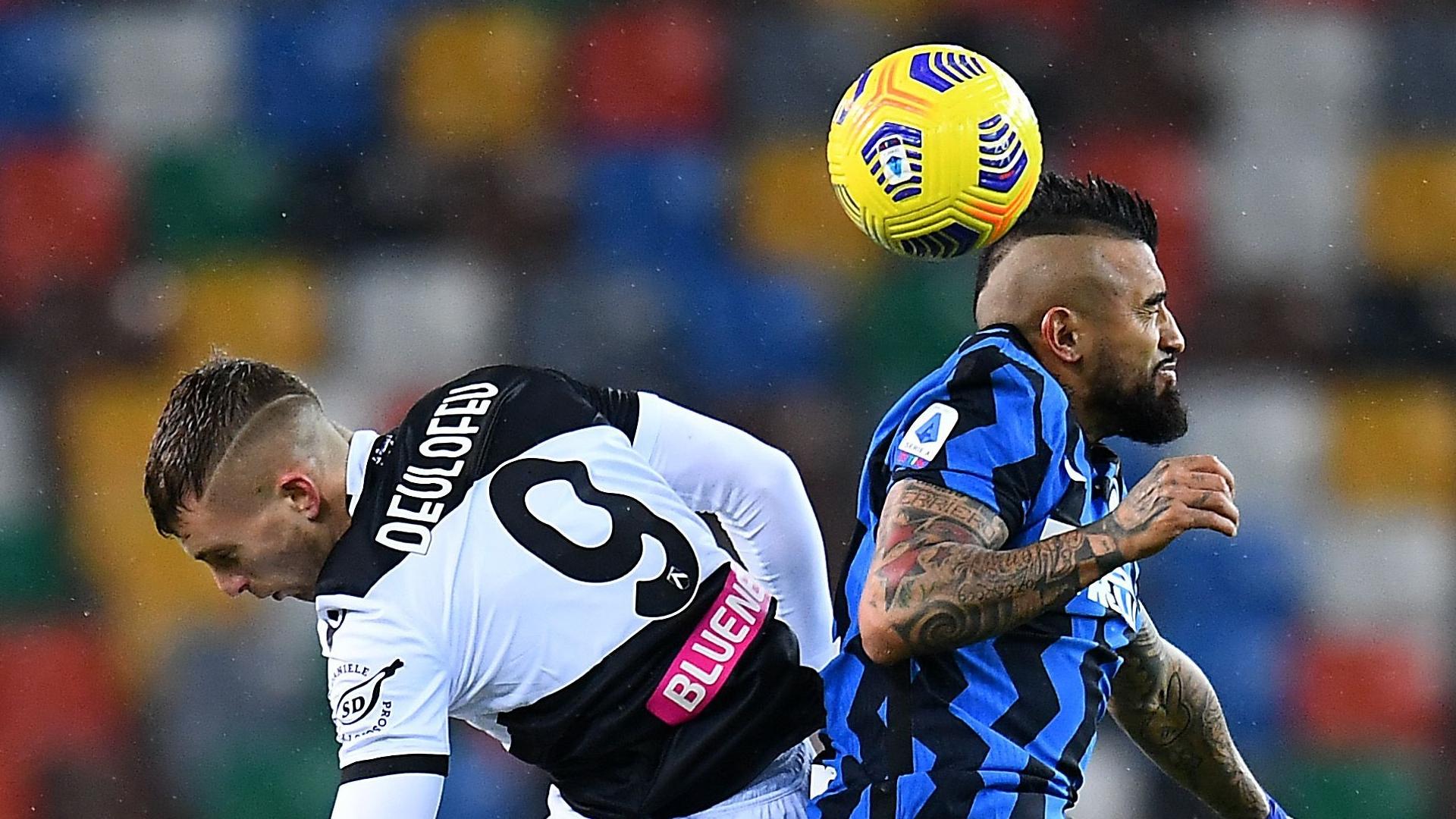 Udinese Vs Inter En Vivo Partido Online Resultado