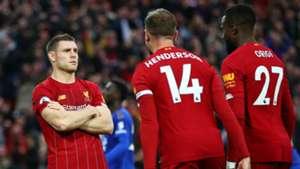 James Milner Liverpool 2019-20