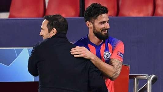 (Cúp C1) Sevilla 0-4 Chelsea: Giroud lập cú poker đẳng cấp