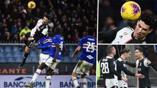 Cristiano Ronaldo Juventus 2019