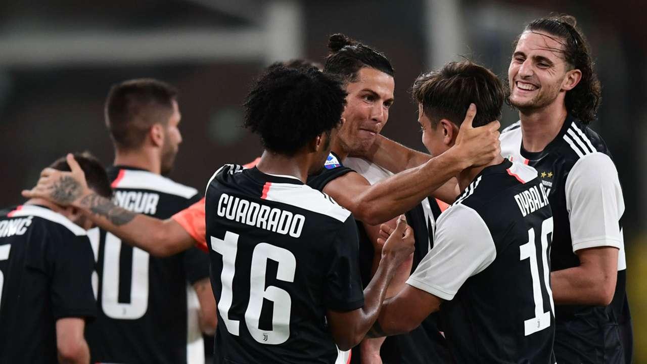 Genoa Juventus 3062020