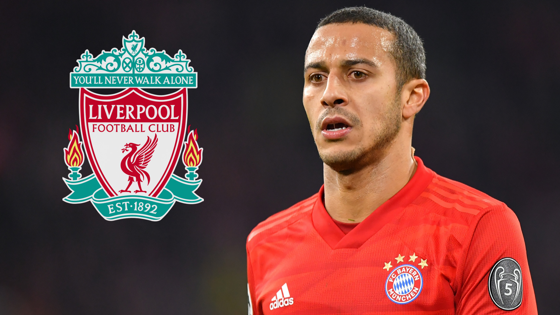'Thiago is a great player' - Klopp repeats praise for Bayern Munich star as Liverpool rumours persist