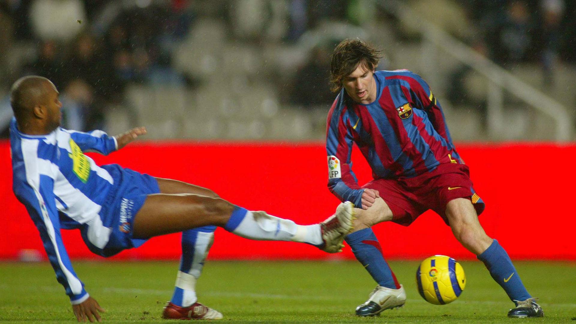 a history of the Barcelona \u0026 Argentina