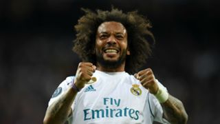 Marcelo Real Madrid Bayern