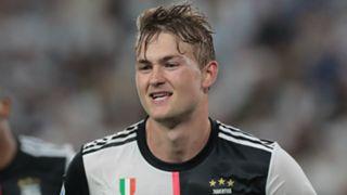 Matthijs de Ligt Juventus 2019-20