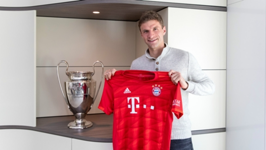 FC Bayern München, News und Gerüchte: Thomas Müller verlängert, Matthäus rät zu Werner statt Sane | Goal.com