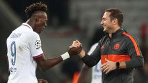 Tammy Abraham Frank Lampard Chelsea 2019