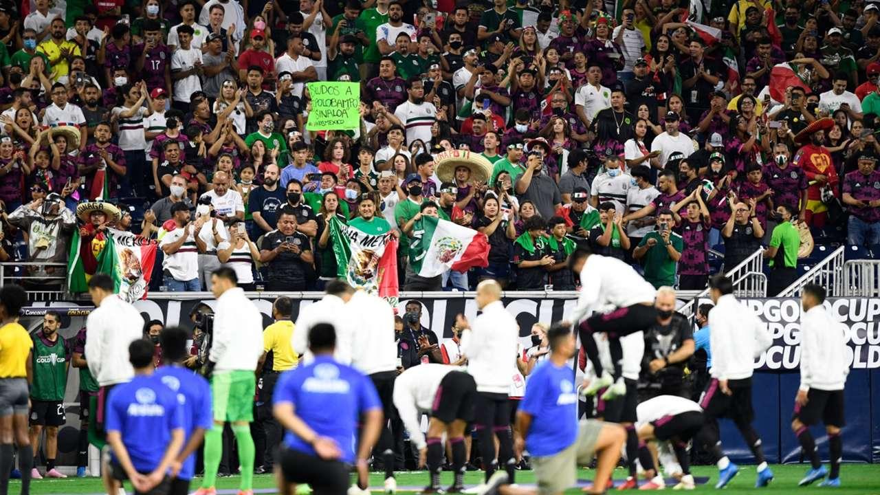 Mexico Canada Gold Cup 2021