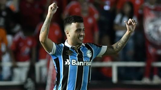 Matheus Henrique Grêmio America Cali Libertadores 03 03 2020