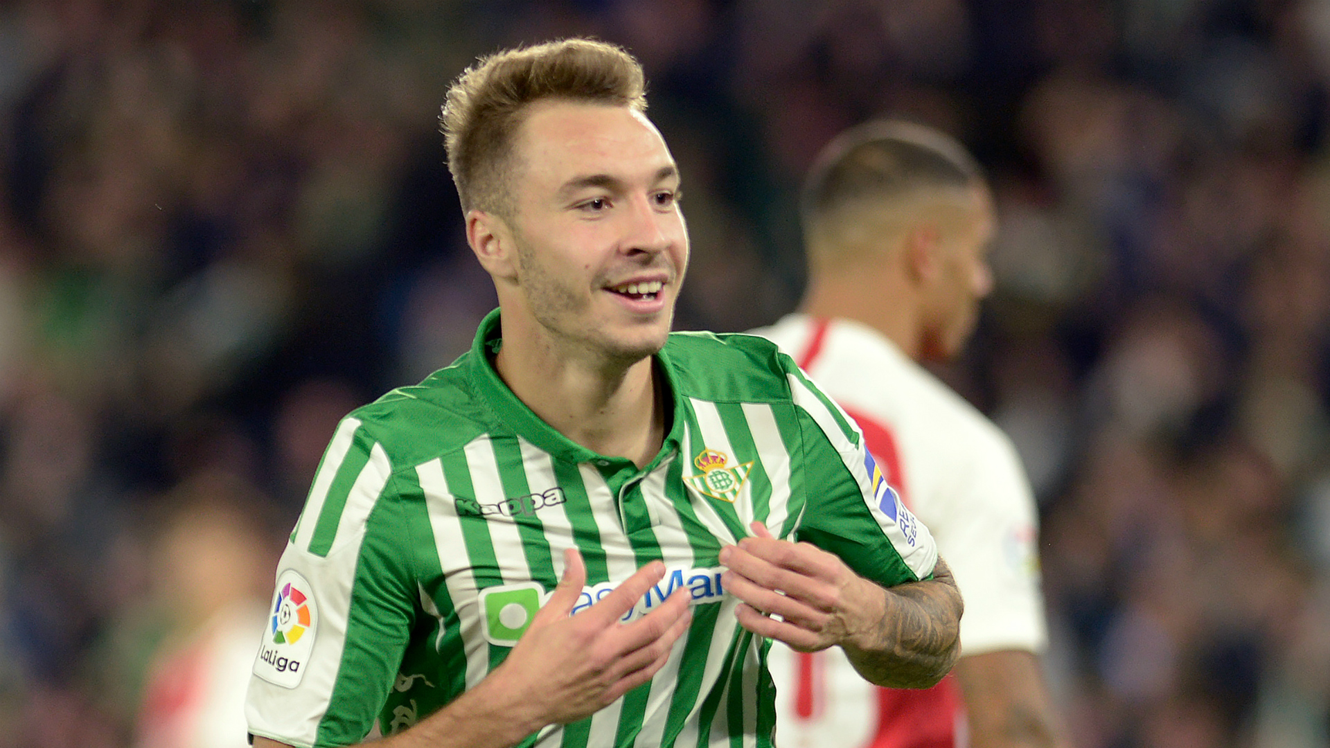 Barcelona have asked about Loren but he's not leaving, say Betis ...