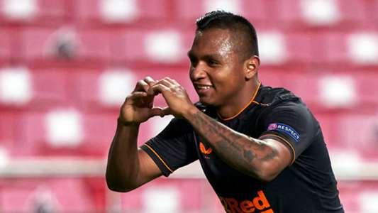 Morelos marcó para Rangers ante Benfica en la Europa League | Goal.com