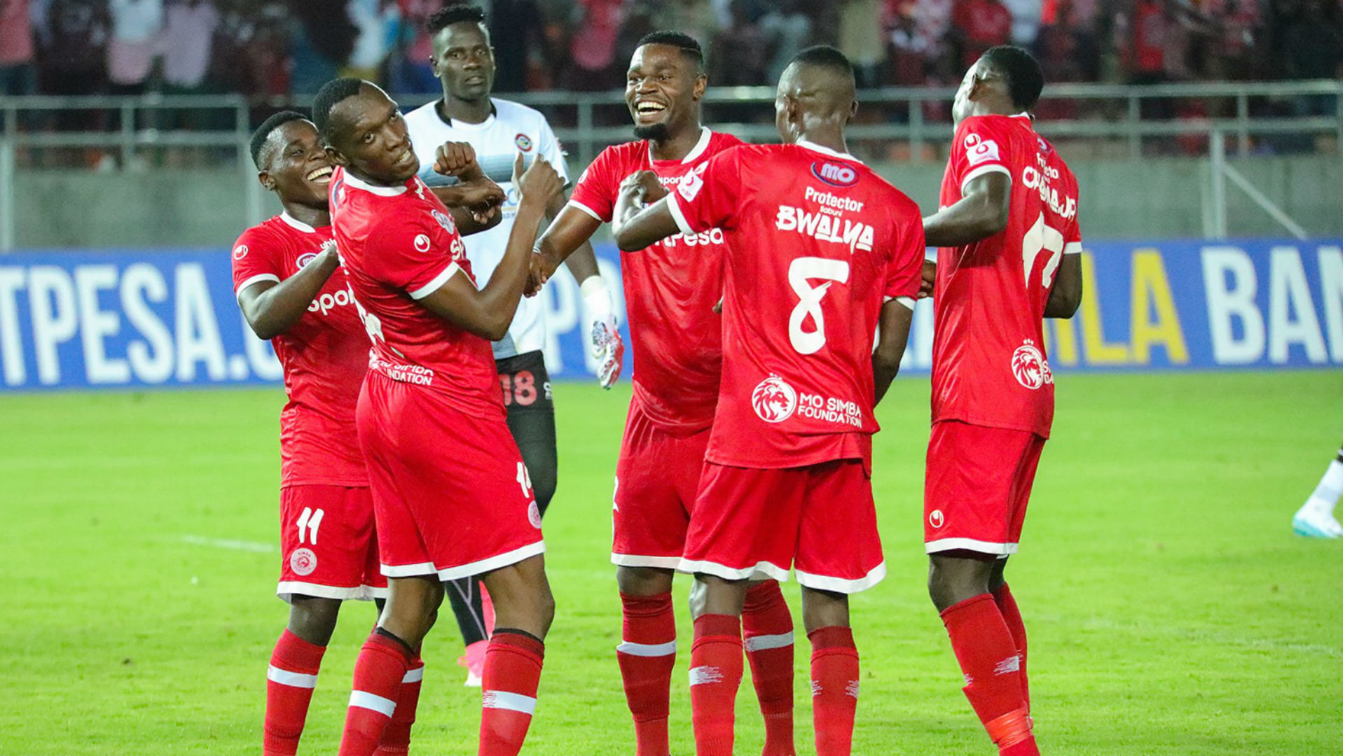 Vandenbroeck: With Kagere & Mugalu, Simba SC can beat any league team
