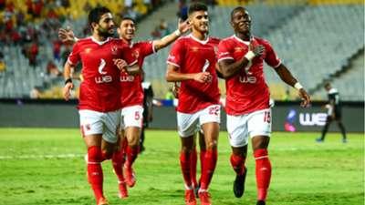 الأهلي الدوري المصري
