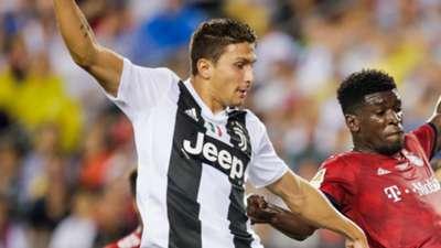 Caldara Juventus Bayern