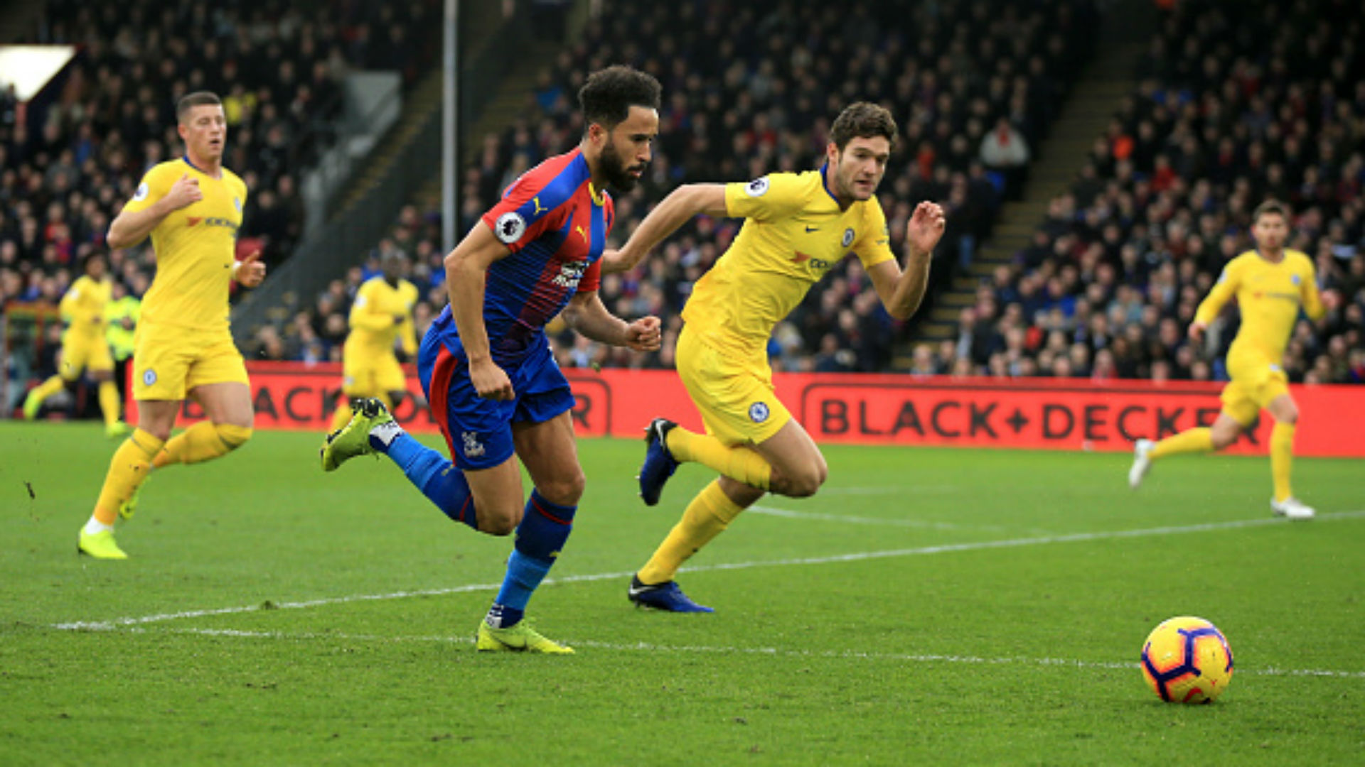 Premier League Crystal Palace Chelsea