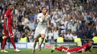 Cristiano Ronaldo Real Madrid Bayern Munich UCL 18042017