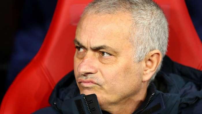 Jose Mourinho Tottenha