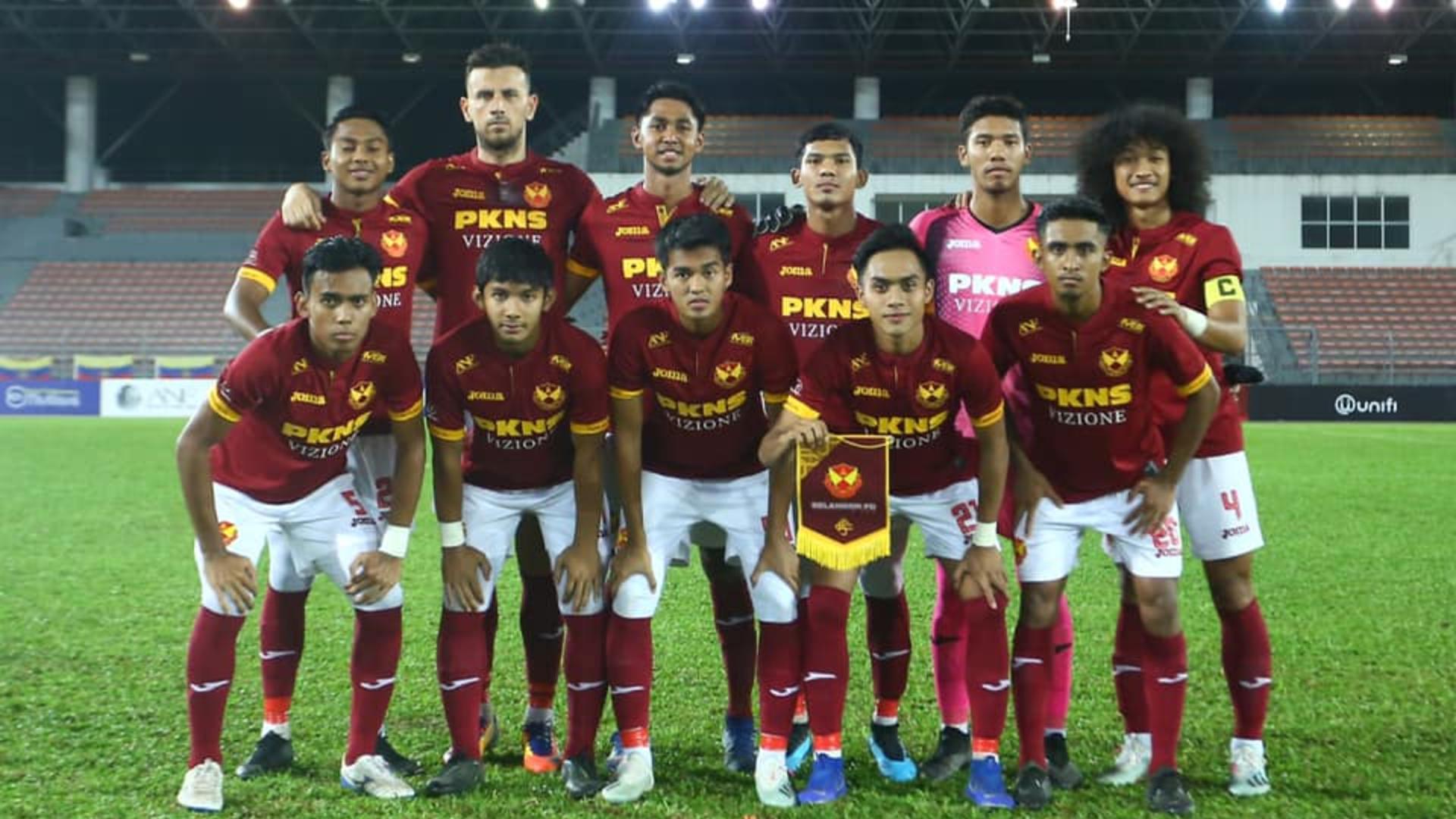 Harith Haiqal, Selangor 2