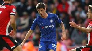 Christian Pulisic Chelsea Southampton 061019