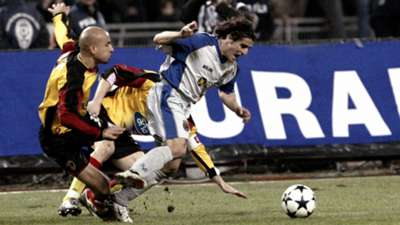 Galatasaray Villarreal 2004