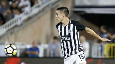 Svetozar Markovc Partizan 2018-19