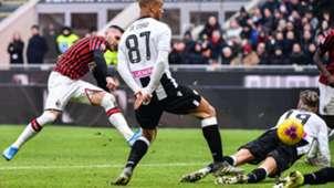 Ante Rebic Milan Udinese