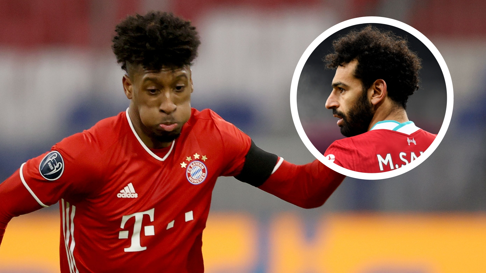 Coman billed as potential Salah successor as Hamann looks at options for Liverpool