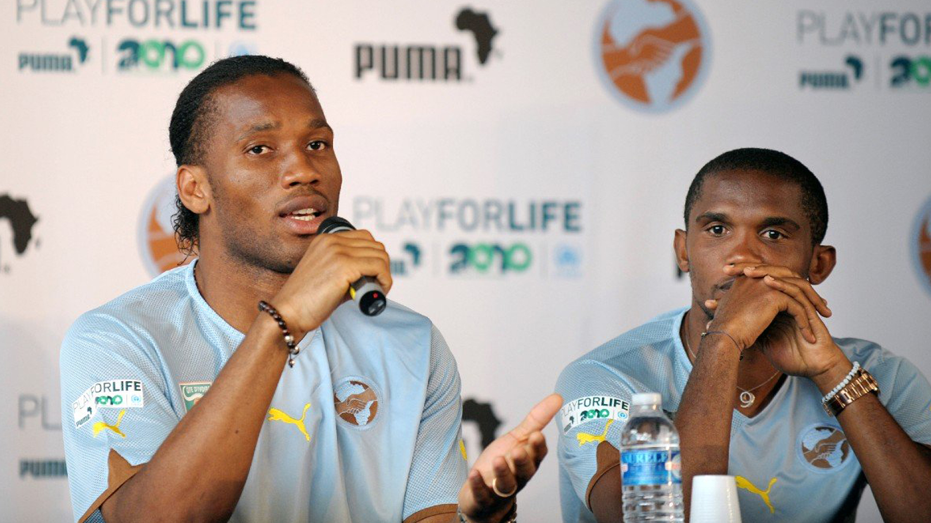 'Africa is not a laboratory' - Drogba joins Eto'o in denouncing 'racist' remarks by French doctors