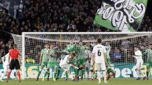 Dani Ceballos Betis Real Madrid LaLiga 13012019