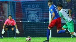Gabriel Guerra, Johor Darul Ta'zim, Melaka United