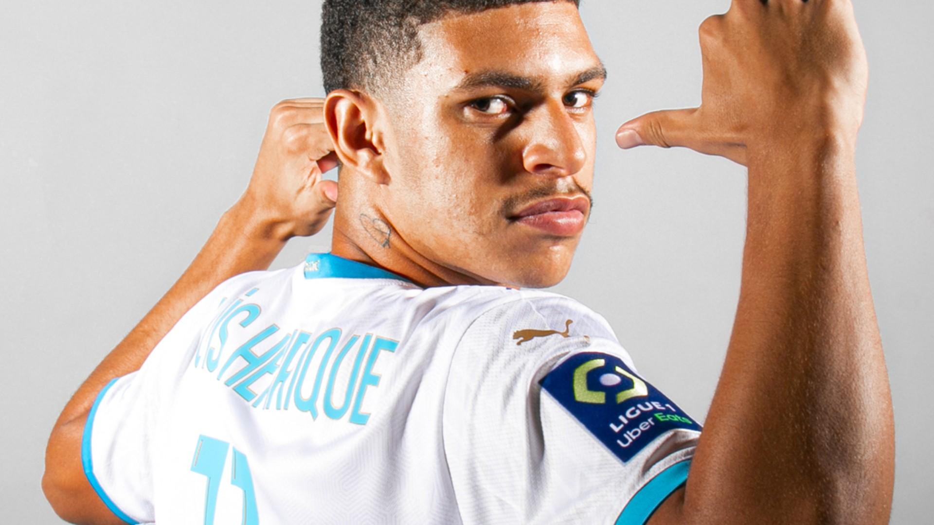 Luis Henrique Olympique de Marseille 25 09 2020