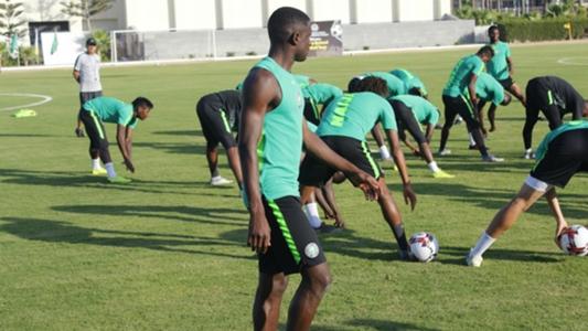 Super Eagles begin their preparation for Afcon qualifier against Benin