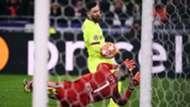 Lionel Messi Lyon Barcelona Champions League 19022019