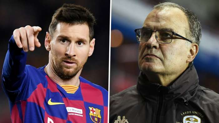 Messi/Bielsa split 2019-20
