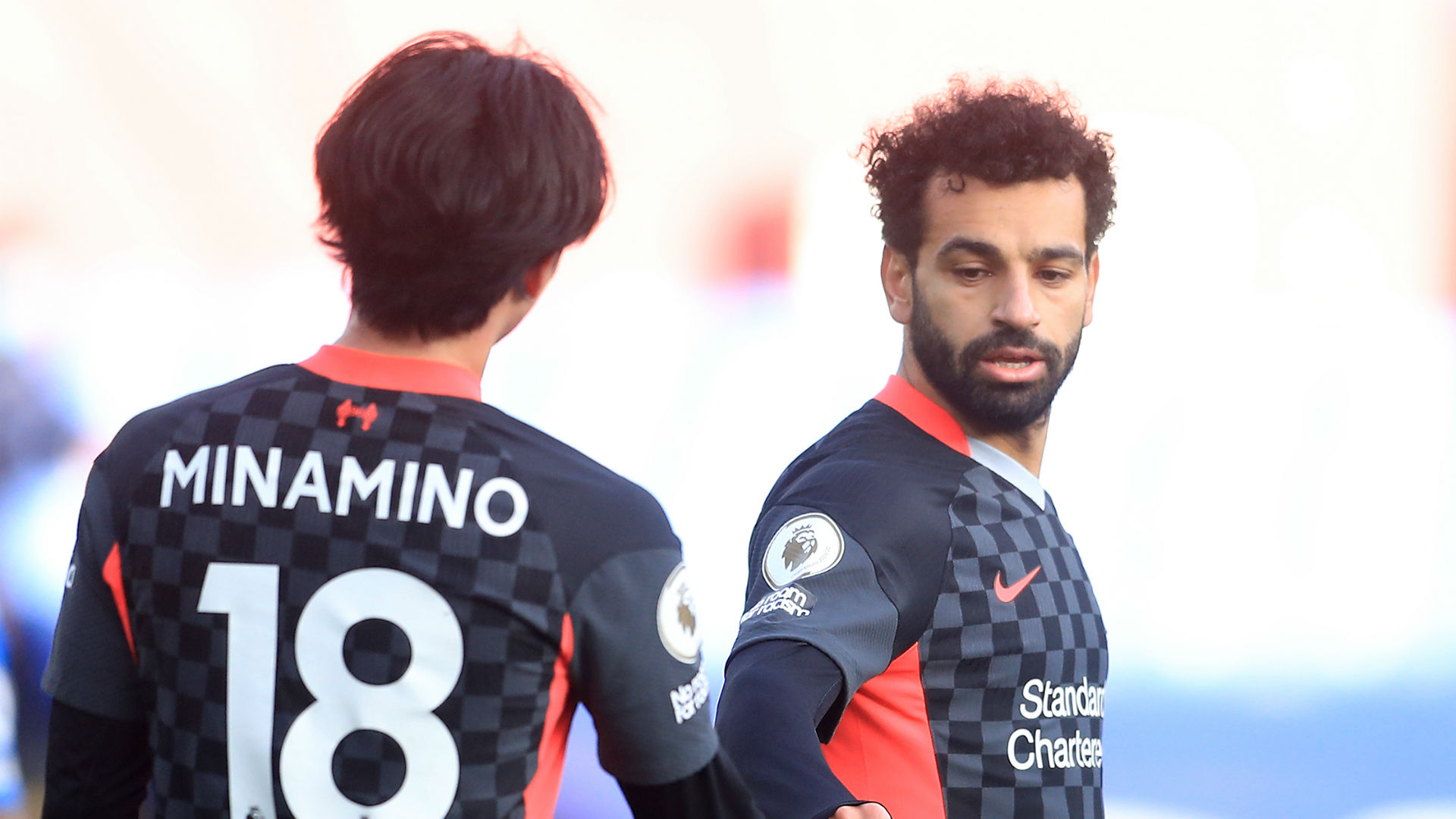 Salah registers Premier League first for Liverpool in record-setting seven-goal showing at Crystal Palace