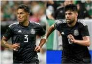 Carlos Salcedo Néstor Araujo Selección mexicana 011019