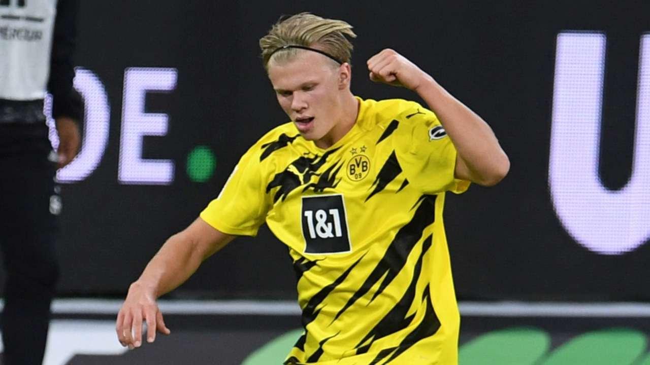 Erling Haaland, Borussia Dortmund 2020-21