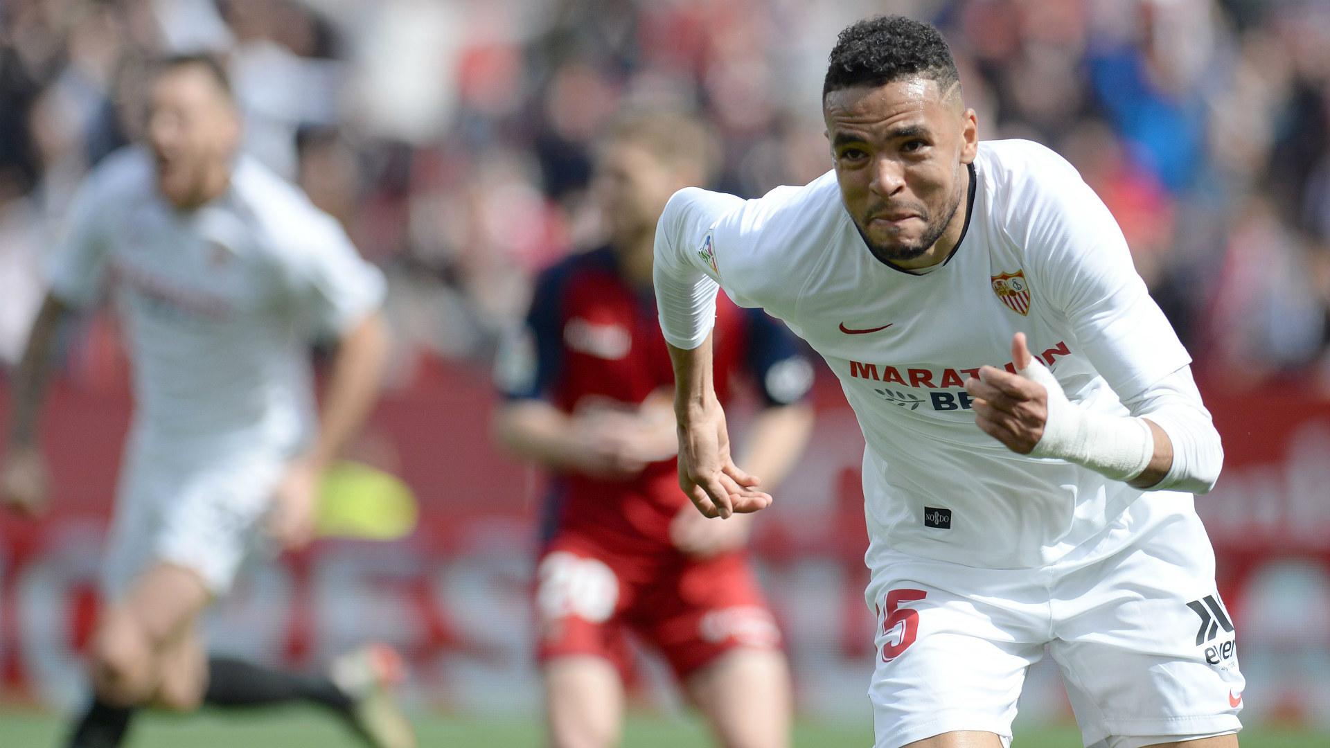 Sevilla's En-Nesyri can challenge Messi and Suarez for Pichichi trophy