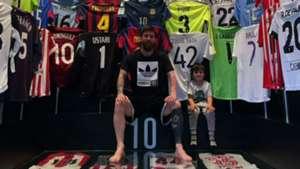 Messi Museo Camisetas 09052017