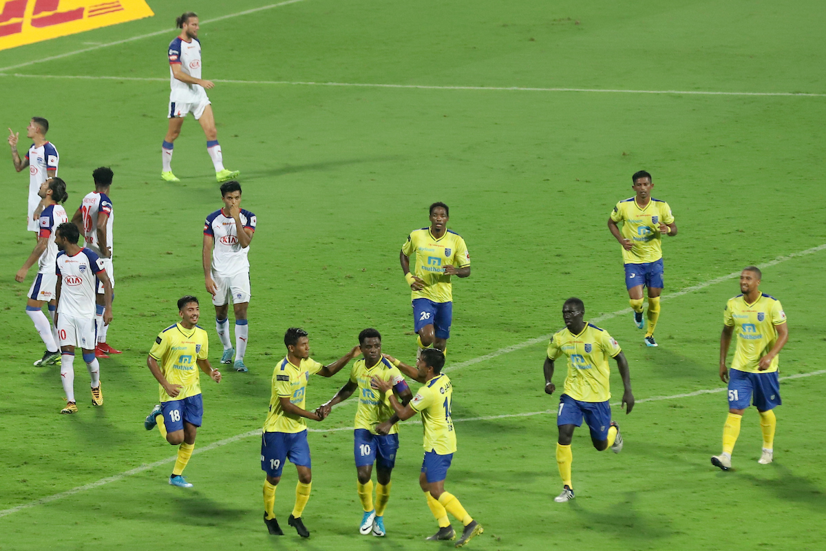 Kerala Blasters likely to sign Colombian defender Oswaldo Henriquez