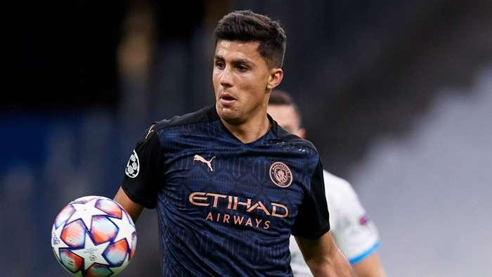 Rodri Manchester City 2020-21