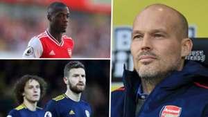 Nicolas Pepe David Luiz Shkodran Mustafi Freddie Ljungberg
