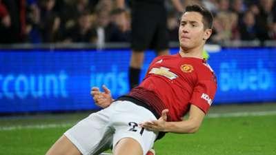 Ander Herrera Cardiff vs Manchester United Premier League 2018-19